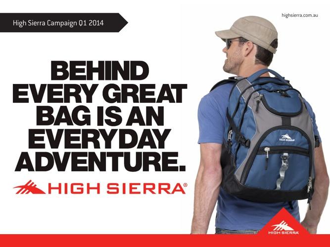 High Sierra Campaign Q1 2014