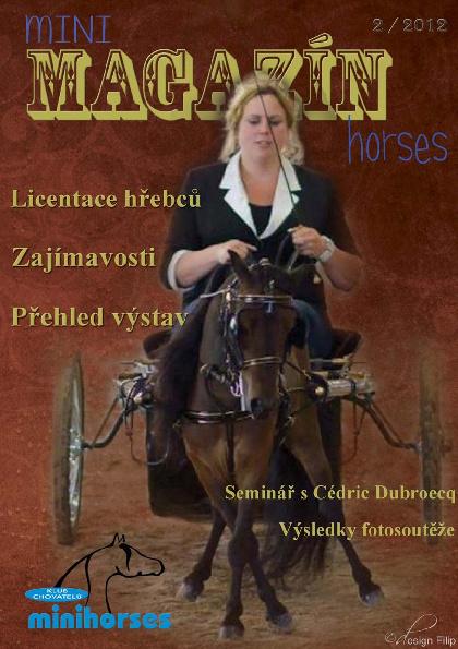 MiniHorse magazín 2 / 2012