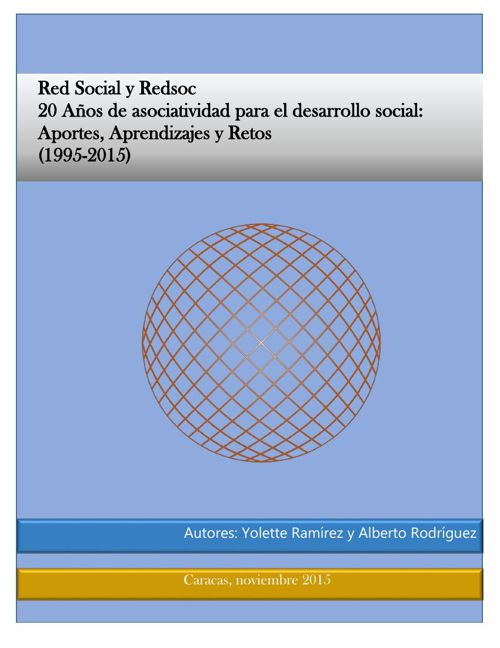 Red Social y Redsoc: 20 Años de Asociatividad para el Desarrollo