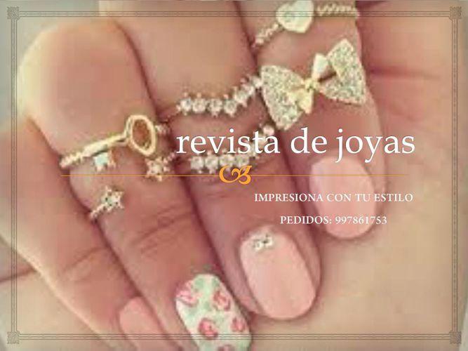 revista de joyas
