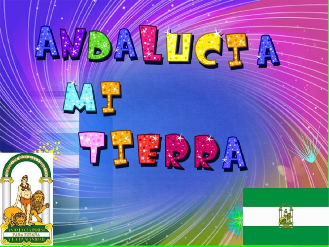ANDALUCÍA MI TIERRA