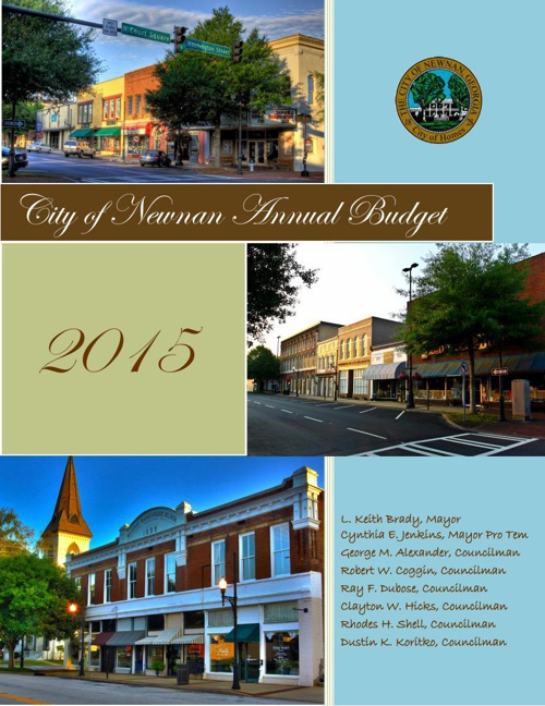 FY 2015 Budget