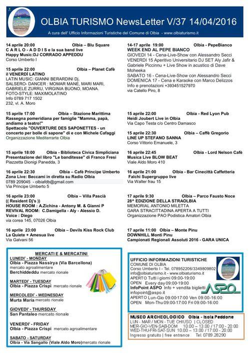 newsletter_olbiaturismo_14042016