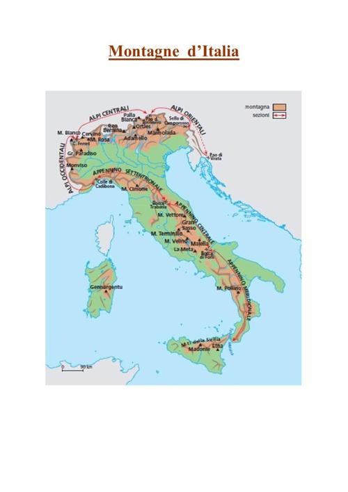 Montagne d'Italia di Enrico e Riccardo