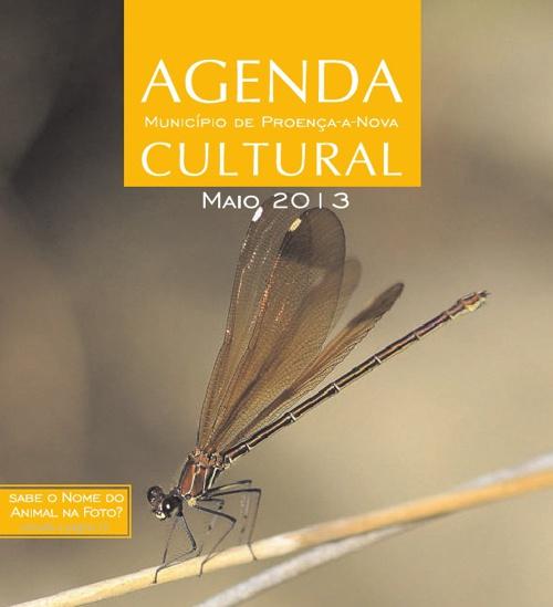Agenda cultural maio