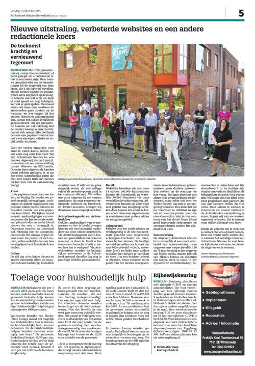 Achterhoek Nieuws Berkelland Borculo-Ruurlo (44 pagina's)