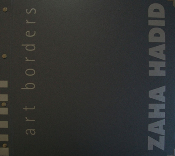 Zaha Hadid - Select Paper