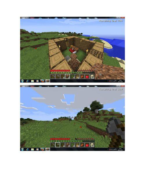 Casa Minecraft de Dan epicamente wandinga