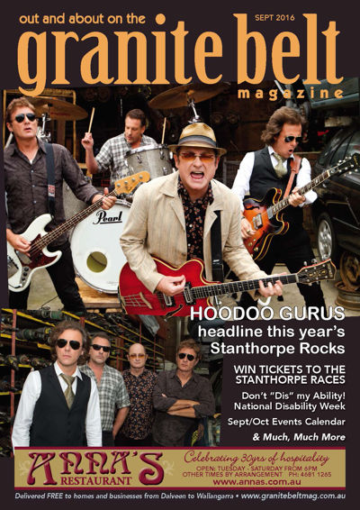 Granite Belt Magazine September 2016