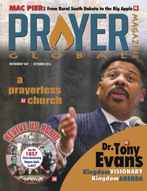 Prayer Global Magazine Publication