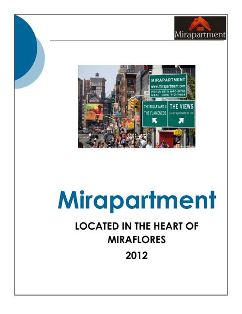 Mirapartment