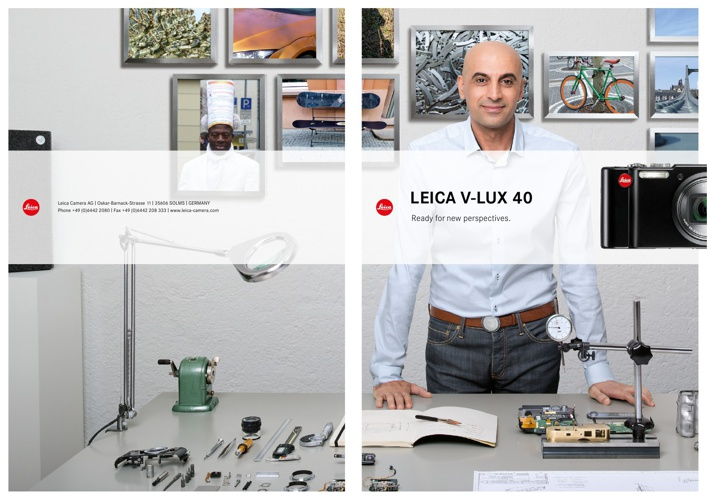Leica V-Lux 40 Brochure by Red Dot Cameras