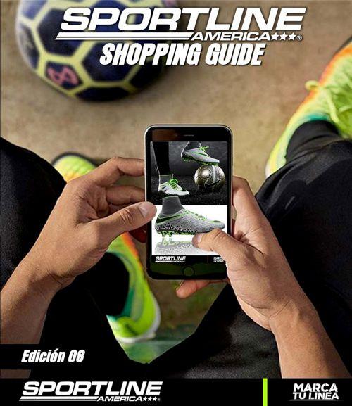 8va Edicion  Sportline Shopping Guide