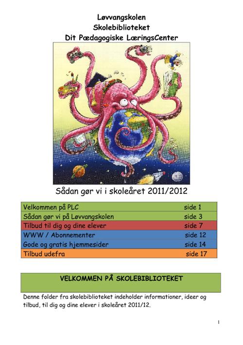 PLC-folder 2011-2012