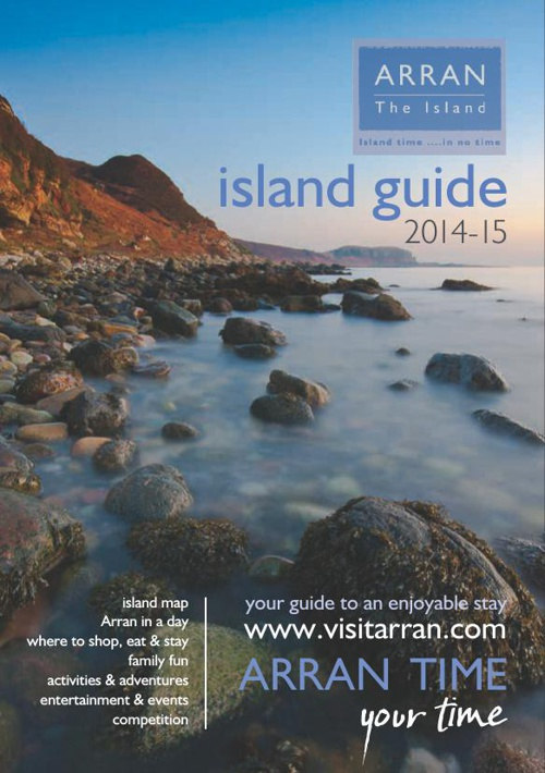 Copy of Visit Arran Island Guide 2014-15