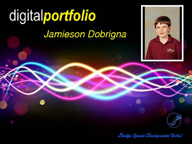 Jamieson's Portfolio 2012