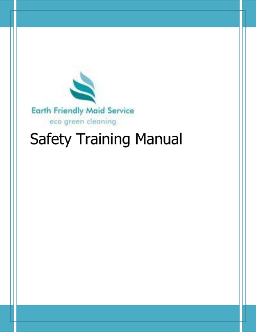 EFMS SAFETY MANUAL