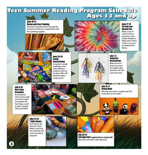 2014 Library Summer Reading Guide