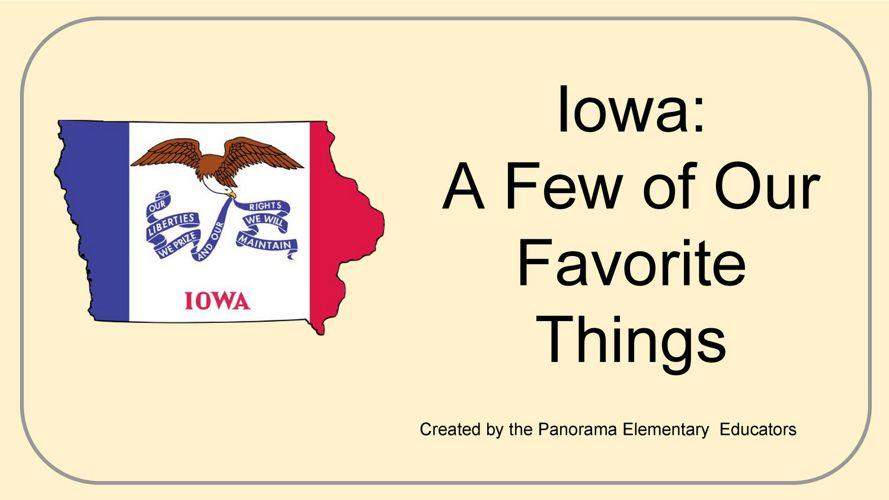 Panorama Elem-  The Iowa Book