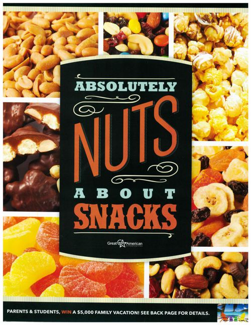 Absolutely Nuts About Snacks