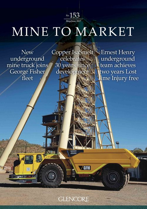 Mine to Market No. 153 May/June 2017