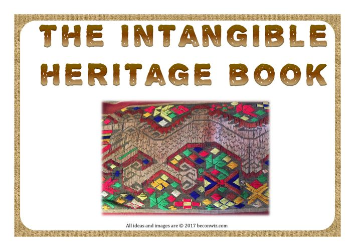 BCW FB P&T INTANGIBLE Heritage Book