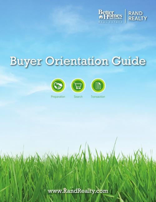 Rand Buyer Orientation