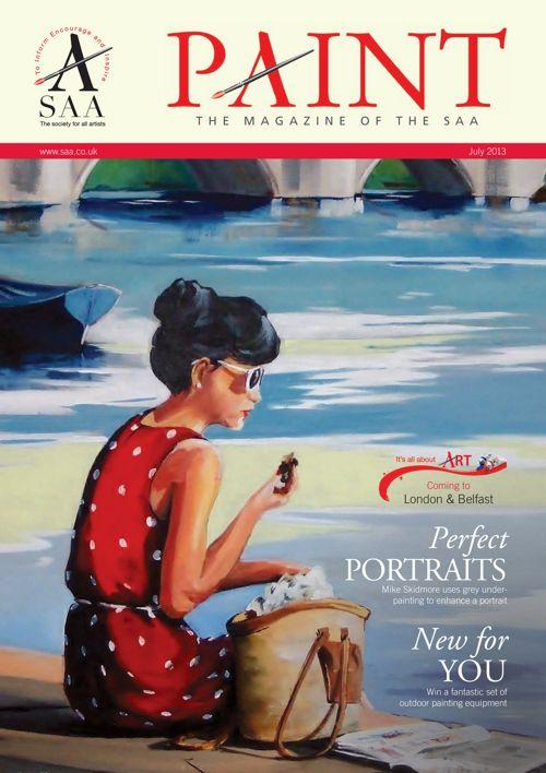 Paint Magazine July 2013