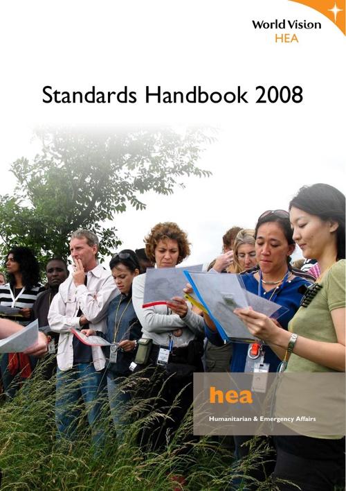 WVI HEA Standards Handbook