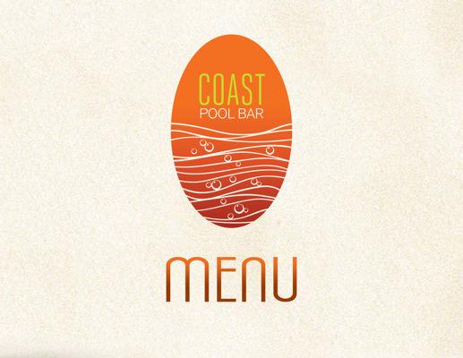 Coast Pool Bar Menu