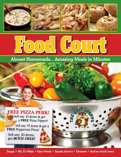Food Court 2016
