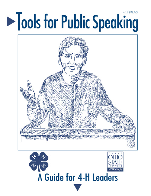 PUBLIC SPEAKING TOOLS