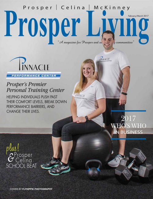 Prosper Living - Feb/Mar 2017