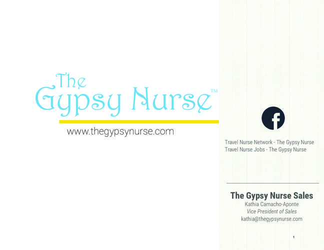 The Gypsy Nurse