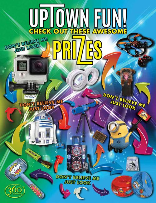 Uptown Fun Prizes_List
