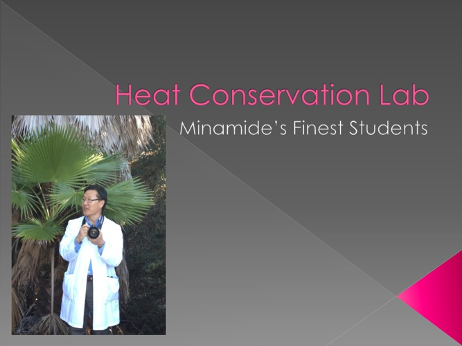 Heat Conversion
