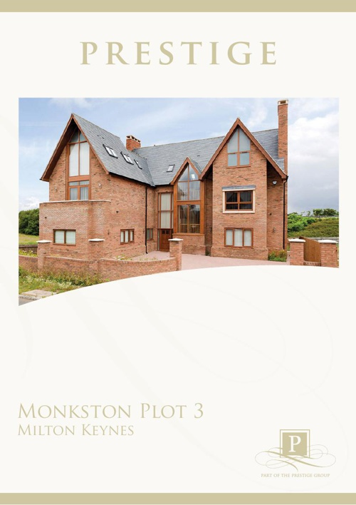 Monkston Plot 3 Brochure