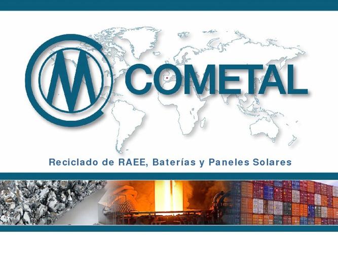 Reciclado de RAEE, Baterías y Paneles Solares