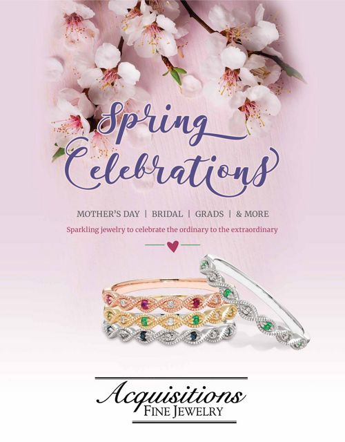 ACQUISITIONS-Spring-Celebrations-flyer-2018