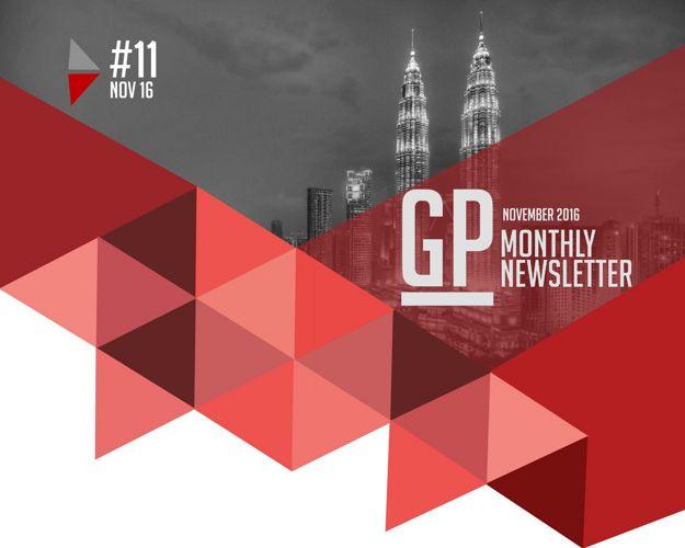 GP Monthly Newsletter - November 2016
