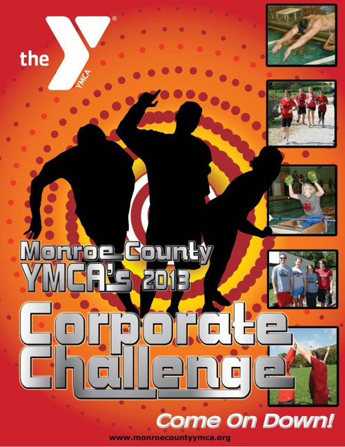 Monroe County YMCA Corporate Challenge 2013