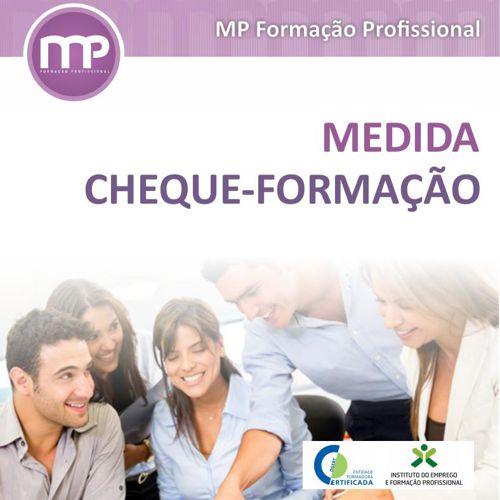 Medida Cheque Formação MP Formação Profissional