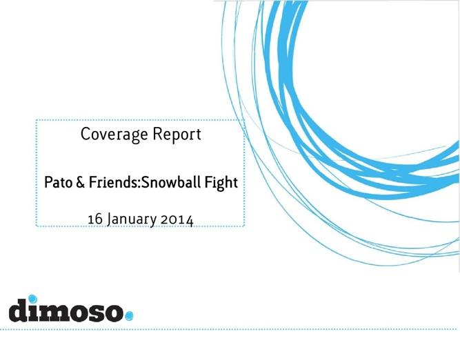 Coverage Report Pato & Friends