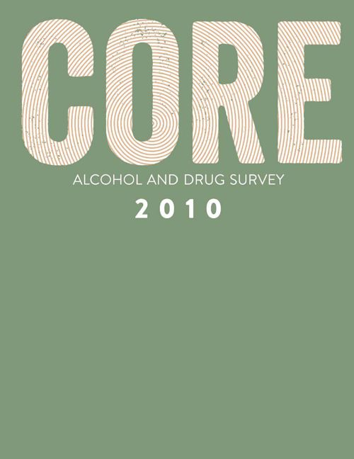 CORE Alcohol and Drug Survey Report 2010