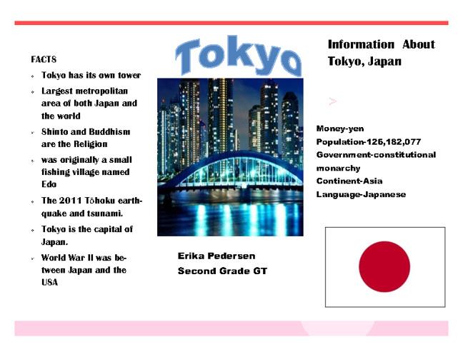 Copy of Tokyo by Erika Pedersen
