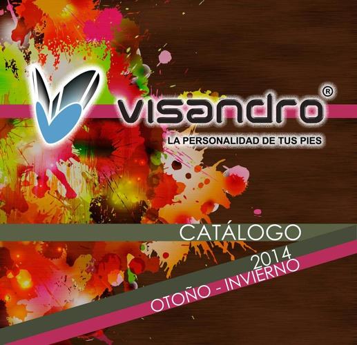 CATALOGO VISANDRO INVIERNO 2014