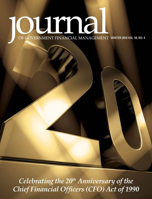 Winter 2010 Journal of Government Financial Management