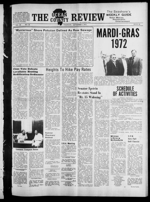 Review September 1972