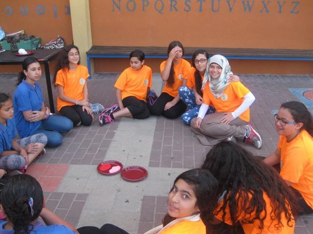 مدرسة المتنبي سخنين-فعاليات بيرح بيئة يوم السبت 17.5.2014