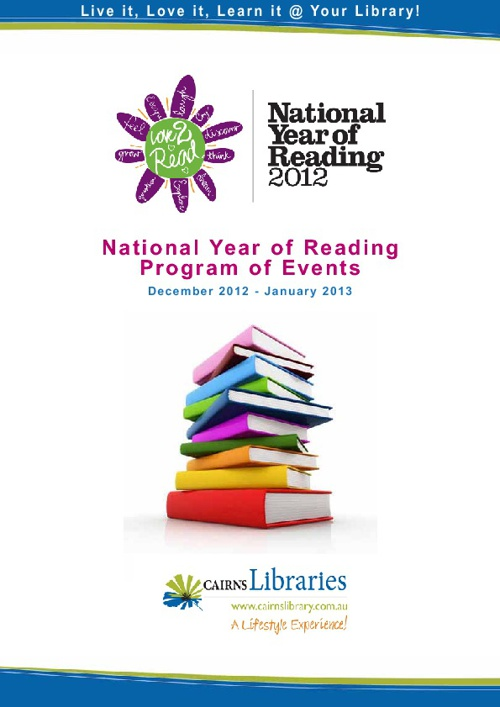 NYR Program December - January
